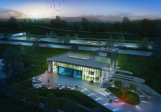 Nowe centrum badawcze Hyundaia /