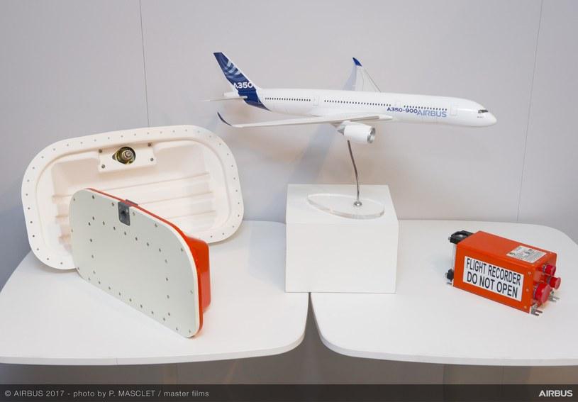 """Nowe """"czarne skrzynki"""" w Airbusach będą zbierały jeszcze więcej danych /materiały prasowe"""