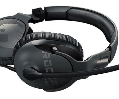 Nowe gamingowe słuchawki Khan Pro firmy ROCCAT