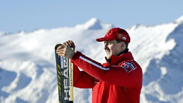 Nowe informacje o stanie zdrowia Schumachera