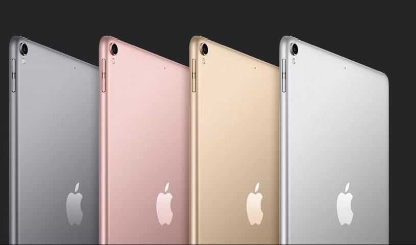 Nowe iPady Pro zostały zmniejszone i odchudzone /materiały prasowe