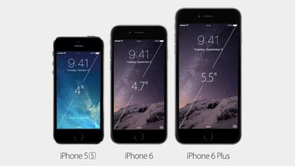 Nowe iPhone'y i poprzednik - model 5S /materiały prasowe