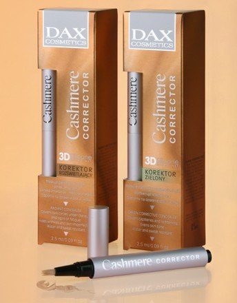 Nowe korektory Dax Cosmetics /materiały prasowe