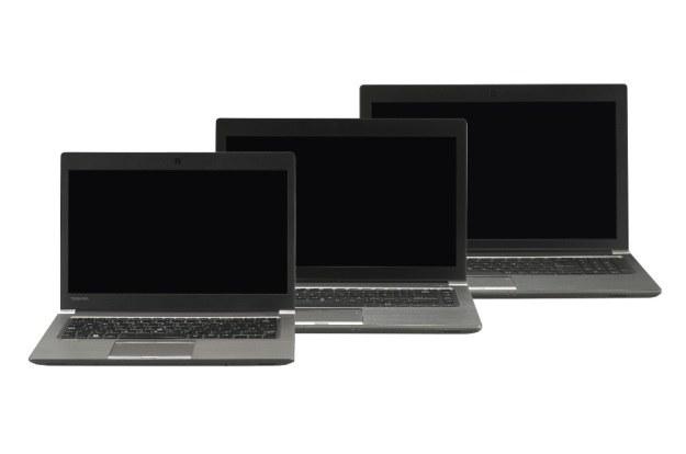 Nowe laptopy Toshiby wkraczają na polski rynek /materiały prasowe
