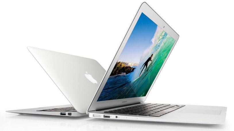 Nowe MacBooki Air będą wyposażone w czytniki linii papilarnych /materiały prasowe
