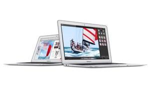 Nowe MacBooki Air na baterii wytrzymają cały dzień