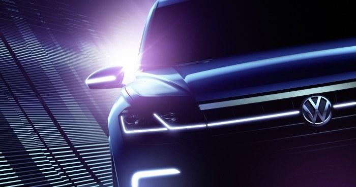 Nowe modele Volkswagena będą korzystały z technologii lokalizującej pojazdy /INTERIA.PL/informacje prasowe