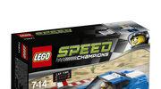 Nowe modele w serii Lego Speed Champions