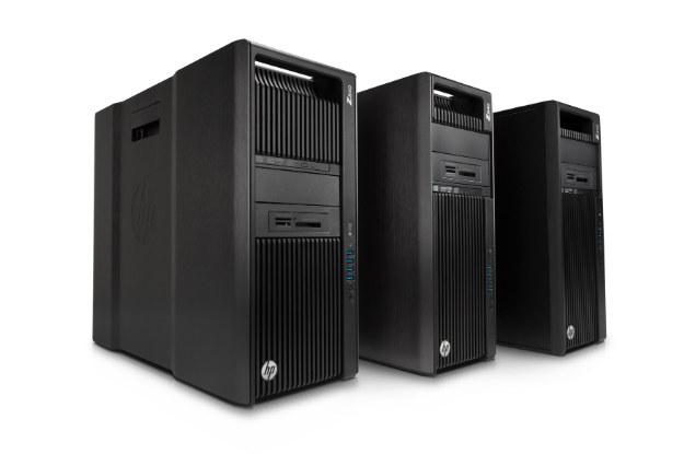 Nowe modele z serii Z - HP Z840, Z640 i Z440 /INTERIA.PL/informacje prasowe