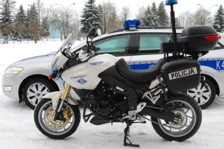 Nowe nabytki policji /Policja