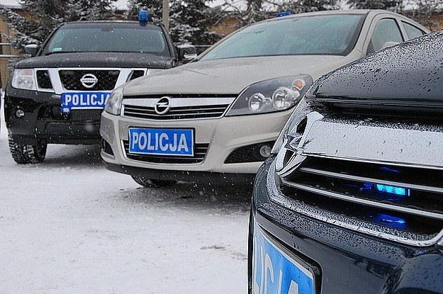 Nowe nieoznakowane radiowozy /Policja
