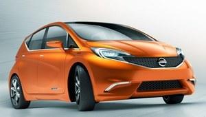 Nowe Nissany: następcy X-Traila i Note'a
