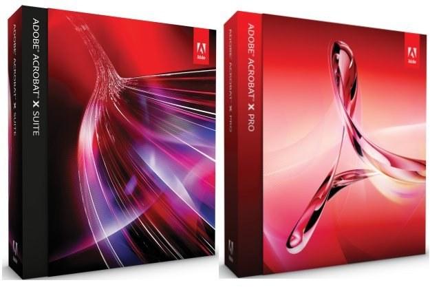 Nowe oprogramowanie Adobe Acrobat X /materiały prasowe