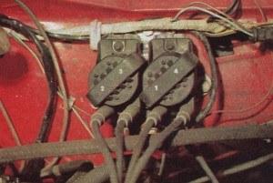 Nowe, podwójne cewki. /Motor