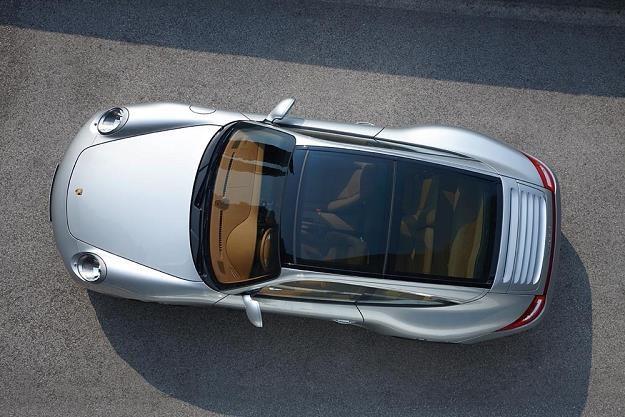 Nowe Porsche 911 Targa /