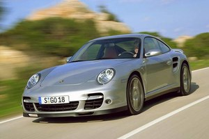 Nowe Porsche 911 turbo!