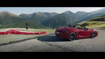 Nowe Porsche Boxster i Cayman GTS