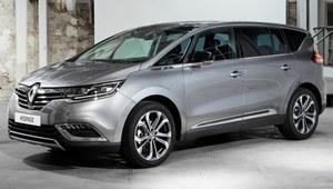 Nowe Renault Espace od 119 000 zł