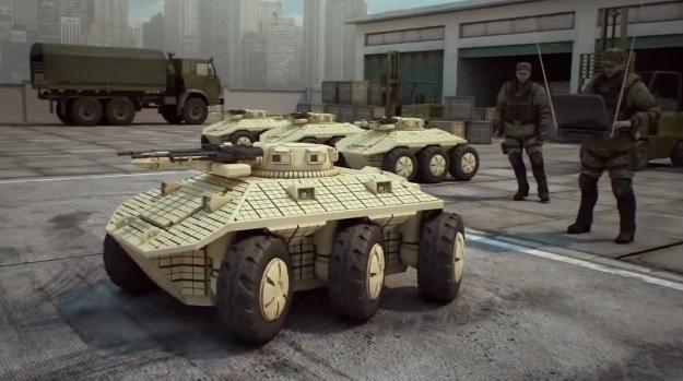 Nowe rosyjskie roboty mają wejść do służby najpóźniej w 2017 roku /materiały prasowe