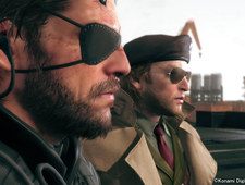 Nowe screenshoty z Metal Gear Solid V: The Phantom Pain