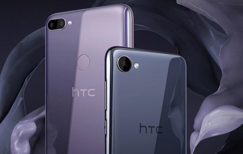 Nowe smartfony HTC będą dostępne w sprzedaży od kwietnia /materiały prasowe