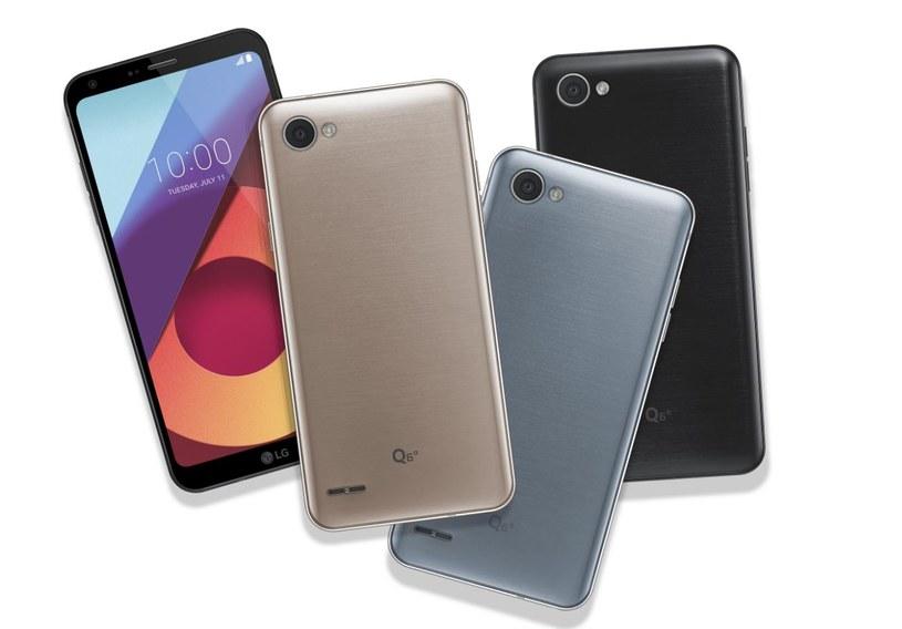 Nowe smartfony LG mają być atrakcyjne cenowo /materiały prasowe