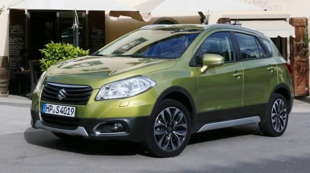 Nowe Suzuki SX4 produkowane będzie na Węgrzech. /Suzuki