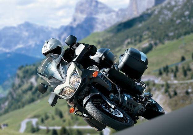 Nowe suzuki V-Strom 650 ABS /