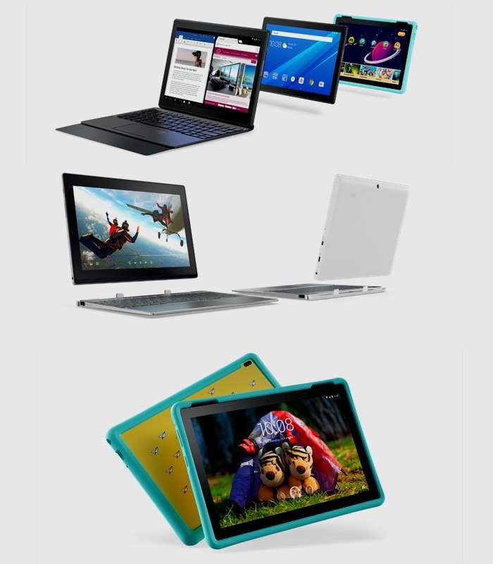 Nowe tablety Yoga, Tab 4 i Miix 320 /materiały prasowe