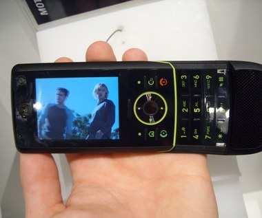 Nowe telefony Motoroli - 3GSM 2007