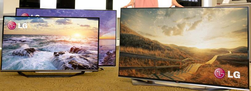 Nowe telewizory 4K LG zostaną zaprezentowane na targach CES 2015 /materiały prasowe