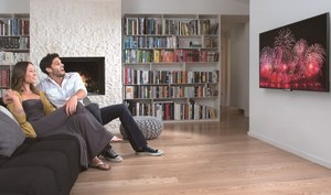 Nowe telewizory Sony - CES 2013