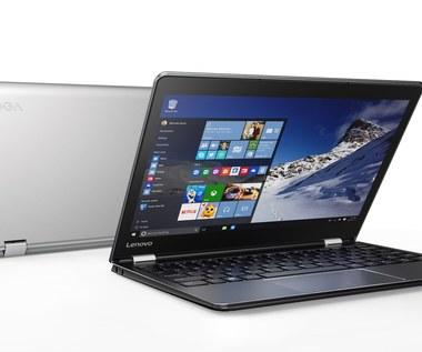 Nowe urządzenia konwertowalne Lenovo