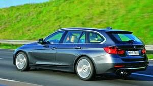 Nowe wersje BMW serii 3 - pierwsza jazda