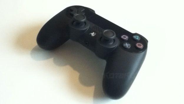 Nowe zdjęcie pada do PlayStastion 4, które zostało opublikowane w serwisie kotaku.com /materiały prasowe