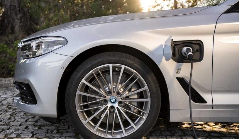 Nowe zelektryfikowane samochody BMW /INTERIA.PL/informacje prasowe