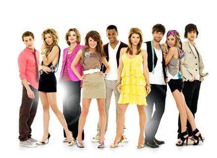 """Nowi Brandon, Kelly i Dylan - bohaterowie serialu """"90210"""" /materiały prasowe"""