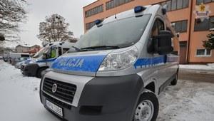 Nowoczesne furgony dla policji wydziału Ruchu Drogowego