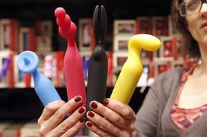 Nowoczesne seks-gadżety dla kobiet /AFP