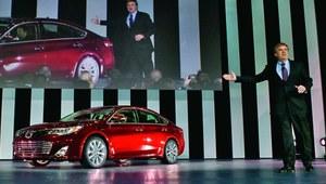 Nowojorskie premiery: Mercedes GL, Hyundai Santa Fe, BMW X1, Toyota Avalon i Chevrolet Impala