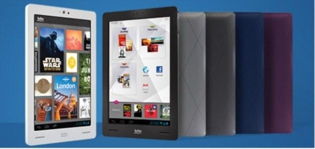 Nowy, 7-calowy tablet Kobo /materiały prasowe