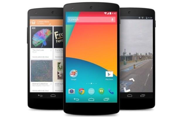 Nowy Android trafił m.in. na pokład Nexusa 5 /materiały prasowe