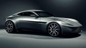 Nowy Aston Martin dla Bonda