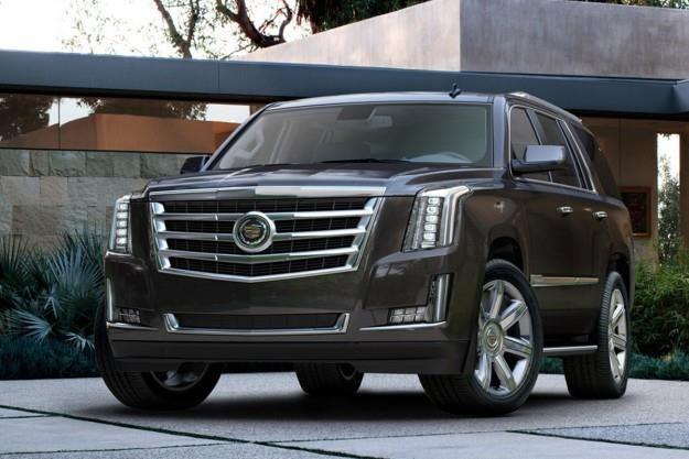 Nowy Cadillac Escalade /