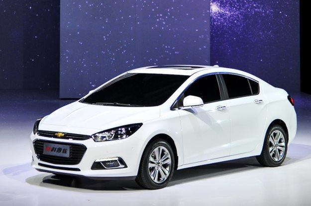 Nowy Chevrolet Cruze /