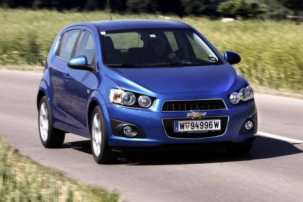 Nowy chevrolet eveo /
