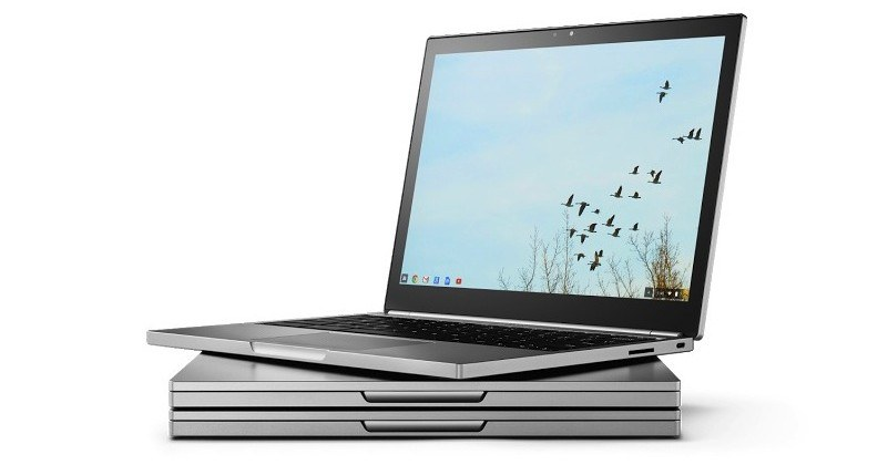 Nowy Chromebook Pixel /materiały prasowe