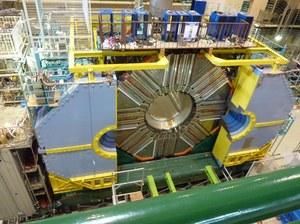 Nowy detektor cząstek zbada tajemnice antymaterii