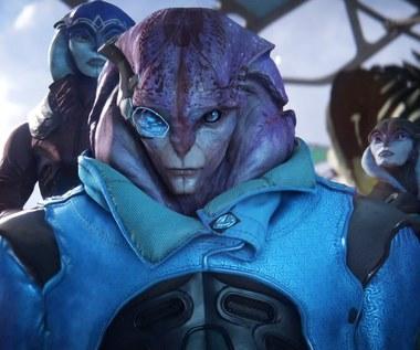 Nowy film z Mass Effect: Andromeda przedstawia postać Jaala