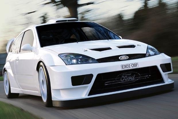 Nowy Focus WRC (kliknij) /INTERIA.PL